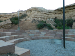Amphitheater at Whitney Mesa Recreation Area