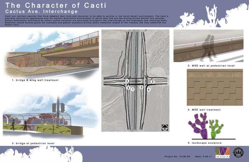 Catus Ave. Concept 3