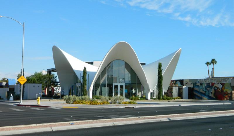 Neon Museum Visitor Center